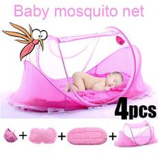Summer, mattress, babybed, kidsmosquitonet