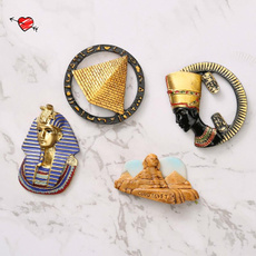 pyramid, sphinx, Egyptian, Queen