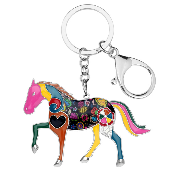 keyholder, Jewelry, Cars, horsekeychain