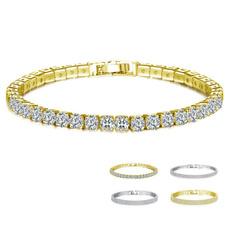 Sterling, Crystal Bracelet, Fashion, Chain bracelet