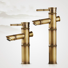 Antique, Brass, mixertap, Bathroom Accessories