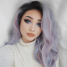 wig, cute, Fashion, longwavewig