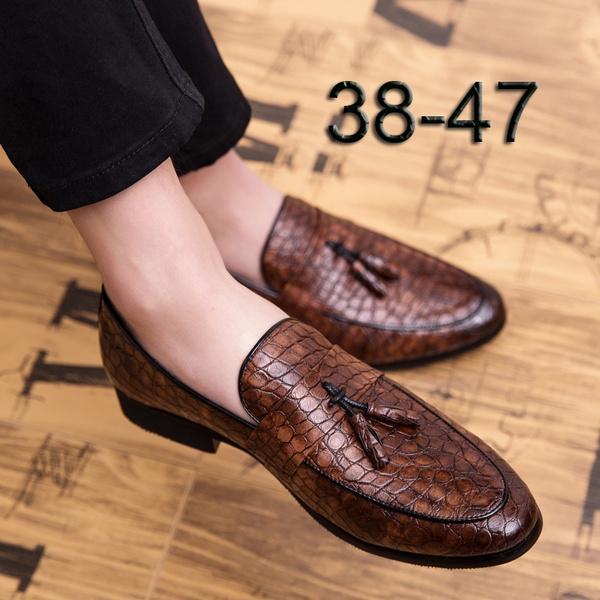 bigsizeshoesleatherformen, party, Men, leather shoes