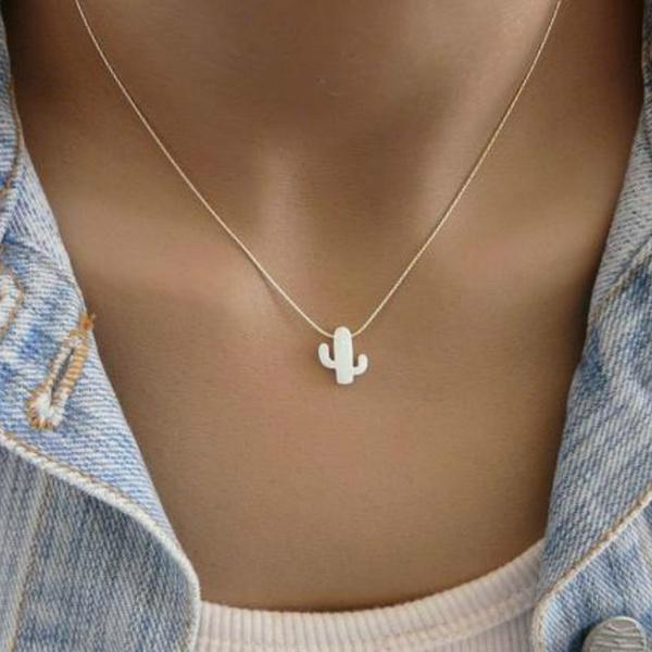 opalcactusnecklace, cactuspendant, Jewelry, Gifts