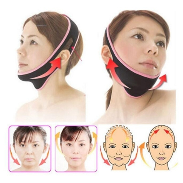 slimmingfacemassager, Fashion, slimmingfacebelt, faceshaper