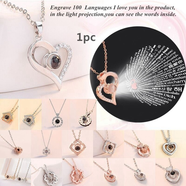 Fashion, friendshipnecklace, lover gifts, Love