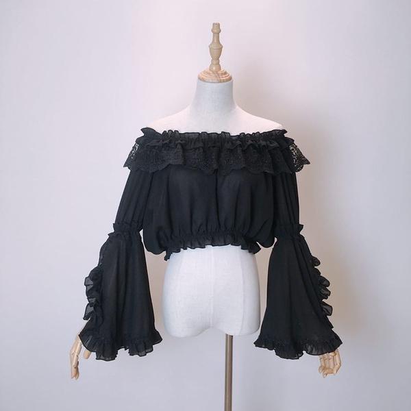blouse, Fashion, crop top, Lace