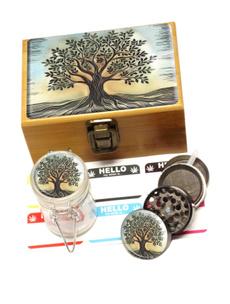 Box, herbshop, crusher, smellproof