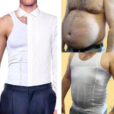 Vest, mens underwear, slimmingvestformen, bodyslimming