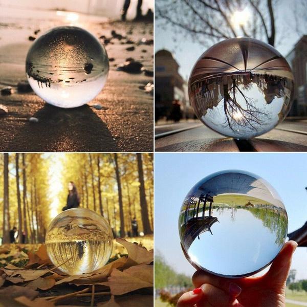 Decor, Ball, Gifts, Crystal