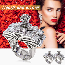 fashionbeauty, artificialdiamondring, zirconring, Jewellery