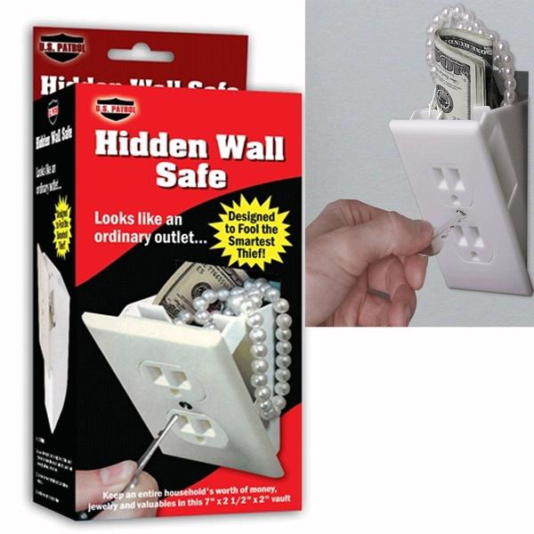 hiddenwallsafesecurity, Home & Garden, outlet, Keys