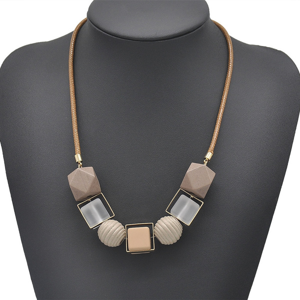 Jewelry, Vintage, bibstone, Women Fashion Jewelry