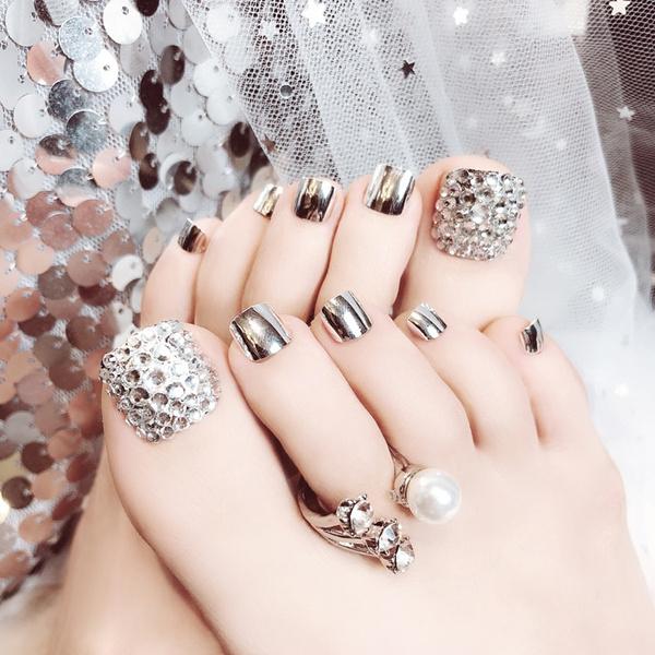 nailartsupplie, toenailsaccessorie, Fashion, nail tips