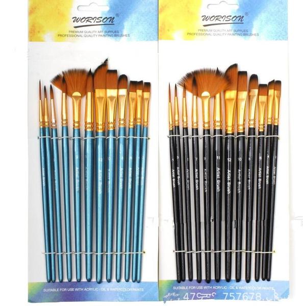 drawingamppaintingsupplie, oilpaintingbrush, paintingpen, watercolorpainting