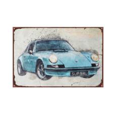 Cars, Decor, art, vintagekitchendecor
