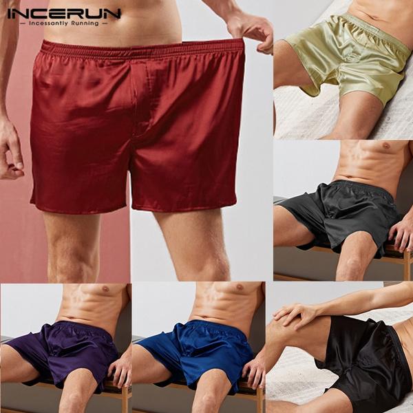 Underwear, mens underwear, boxer shorts, silkshort