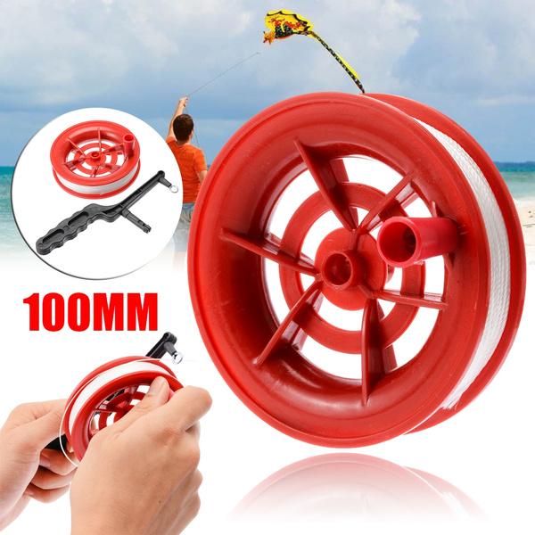 reelwinder, 100mwhiteline, Flying, kitereelwinder