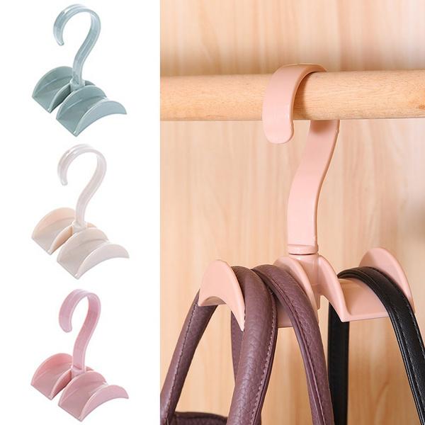 Hangers, Closet, 360rotating, Bags
