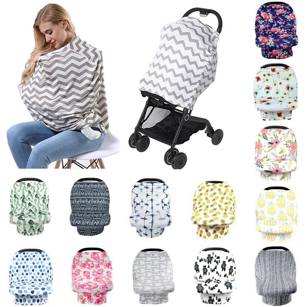 breastfeeding, scarf, babycarseatcover, Fashion