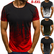 Summer, Fashion, Polo Shirts, camouflageprint
