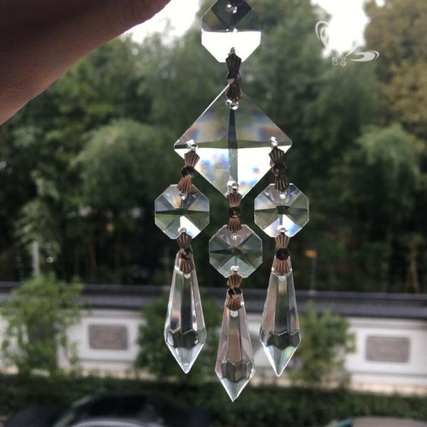 Magic, crystal pendant, chandeliercrystal, crystalbead