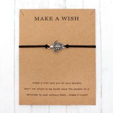 Turtle, Jewelry, adjustablebracelet, Bracelet