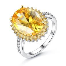 Jewelry, Trend, Yellow, zircon