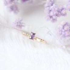 DIAMOND, Jewelry, girlsring, Silver Ring
