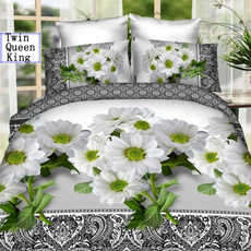 beddingkingsize, Home & Kitchen, Flowers, quiltcover
