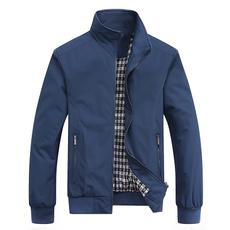 handsome, Fashion, Coat, koreanversion