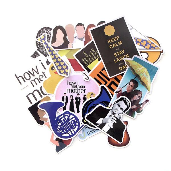 scrapbookingsticker, howimetyourmothersticker, Stickers, Mother