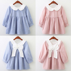kids, bowknot, Princess, Sleeve