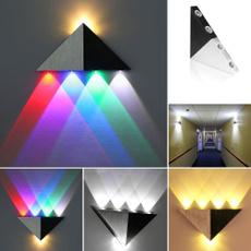 Mini, ledwalllamp, lights, Triangles