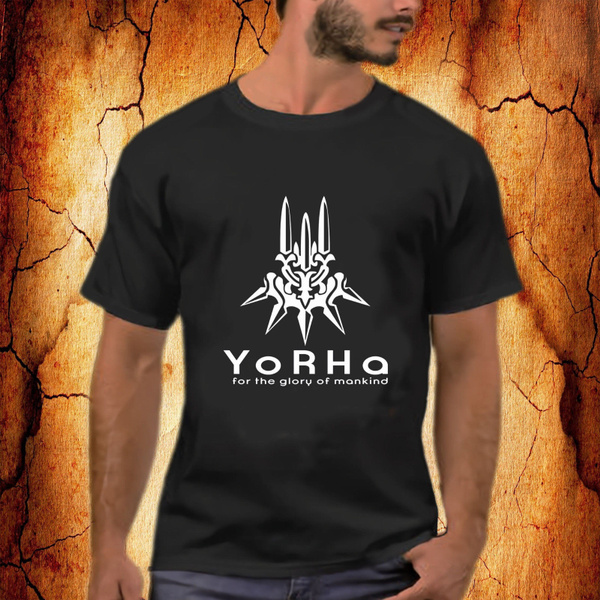 Fashion, Cotton Shirt, Shirt, yorha