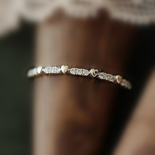 DIAMOND, Love, wedding ring, Crystal