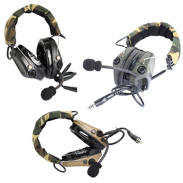 Headset, ptt, Hunting, liberatorii