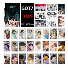 got7fashion, K-Pop, kpopgot7, photocard