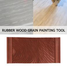 art, woodgrainpainting, Tool, diybrush