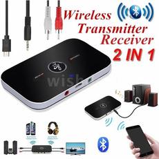 wirelessaudioadapter, bluetoothtransmitter, stereoreceiver, Bluetooth