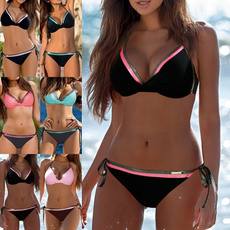 bathing suit, Fashion, bikini set, Summer