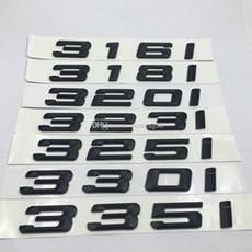 lettering, matt, Emblem, 335