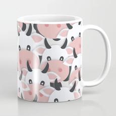 cow, Coffee, cowcup, cowcoffeemug