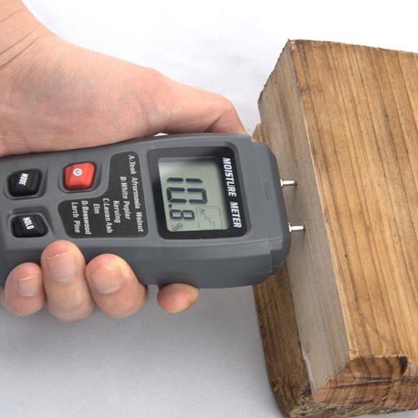 woodhygrometer, lcd, Wood, moisturemeter