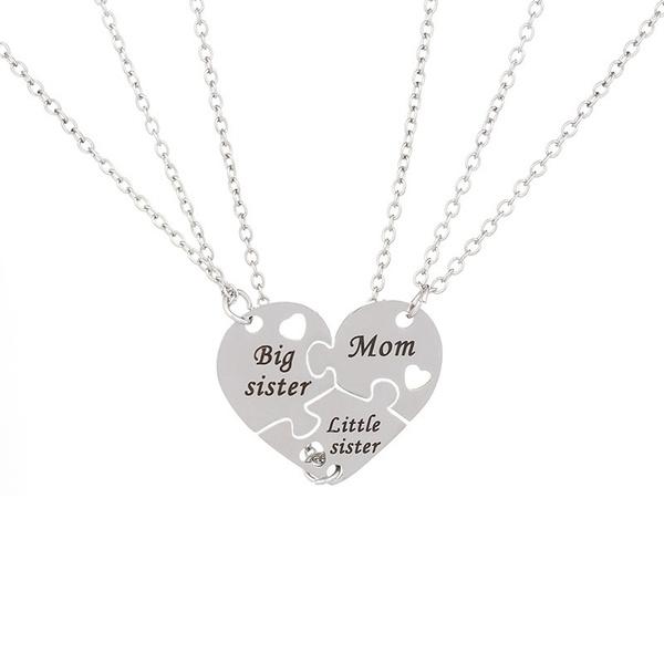 Steel, sister, Fashion, Jewelry