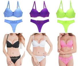 Underwear, womenlingerieset, Lace, brabriefset