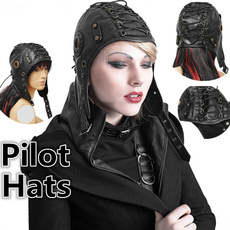 Helmet, Goth, Fashion, Cosplay