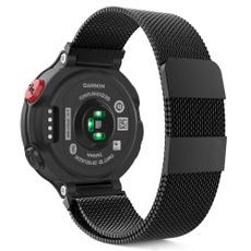 Steel, Stainless Steel, smartwatchband, forerunner220