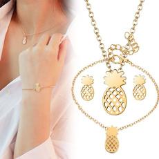 Charm Bracelet, party, Chain Necklace, Fashion