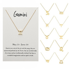 messagecard, constellationnecklace, Jewelry, constellationpendant